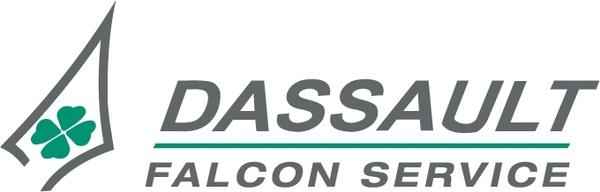 dassault_falcon_service_78103 logo