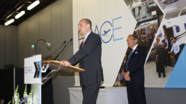 All_Post_Fabio-Gamba-+-Brian-Humphries-+-Rodolfo-Baviera-President-EBAA-EBACE-Geneve240516-Photo-Guy-Visele-IMG_2119