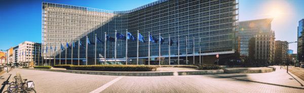 The European Commission, located in Brussels, Belgium