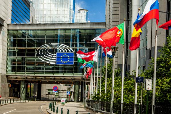 The European Parliament, Brussels