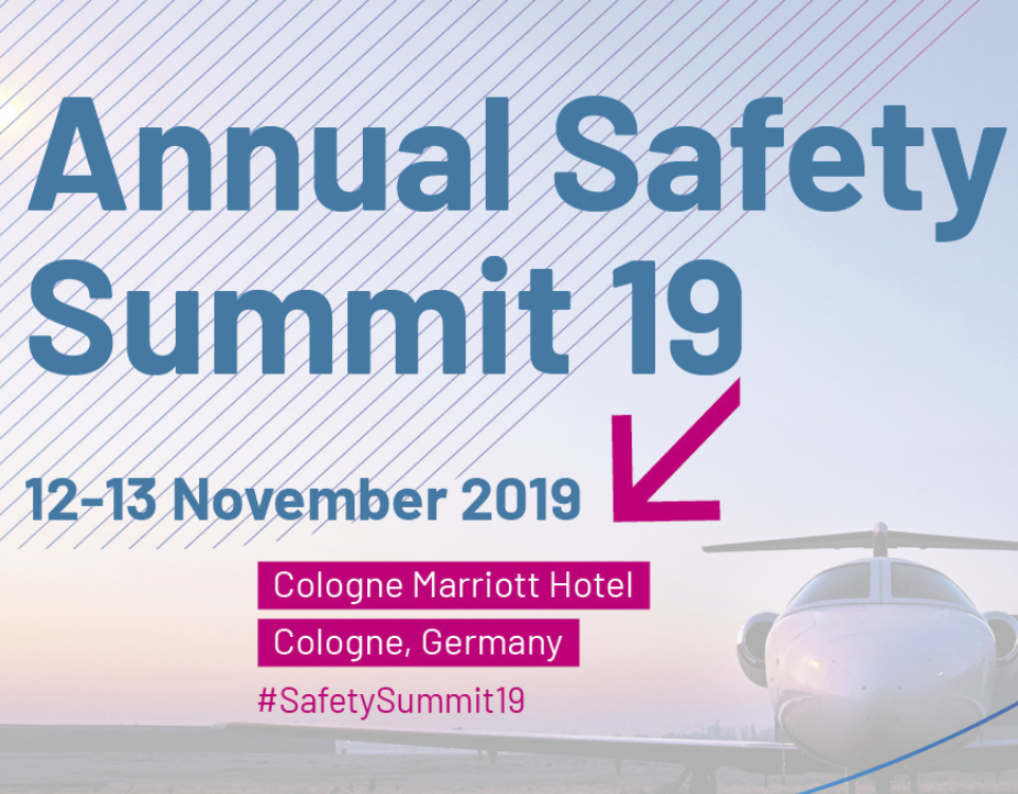 Annual Business Aviation Safety Summit 2019