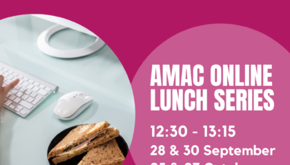 AMAC Online Lunch Serie
